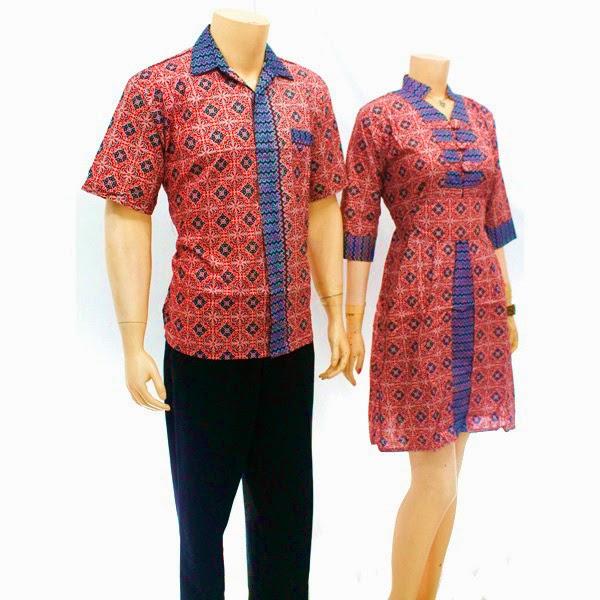 Batik Pasangan Modern