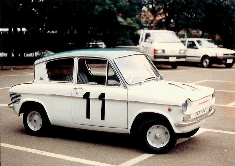 kei car, niewielki samochód, jdm, galeria, Mazda Carol