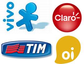 Credito de Celular Tim Vivo Oi Claro - Clique na foto para recarga online pela internet