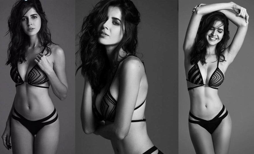 """""""O que mais eu gosto em mim é meu corpo e meu sorriso"""", Disse a modelo Camila Dias Mol"""