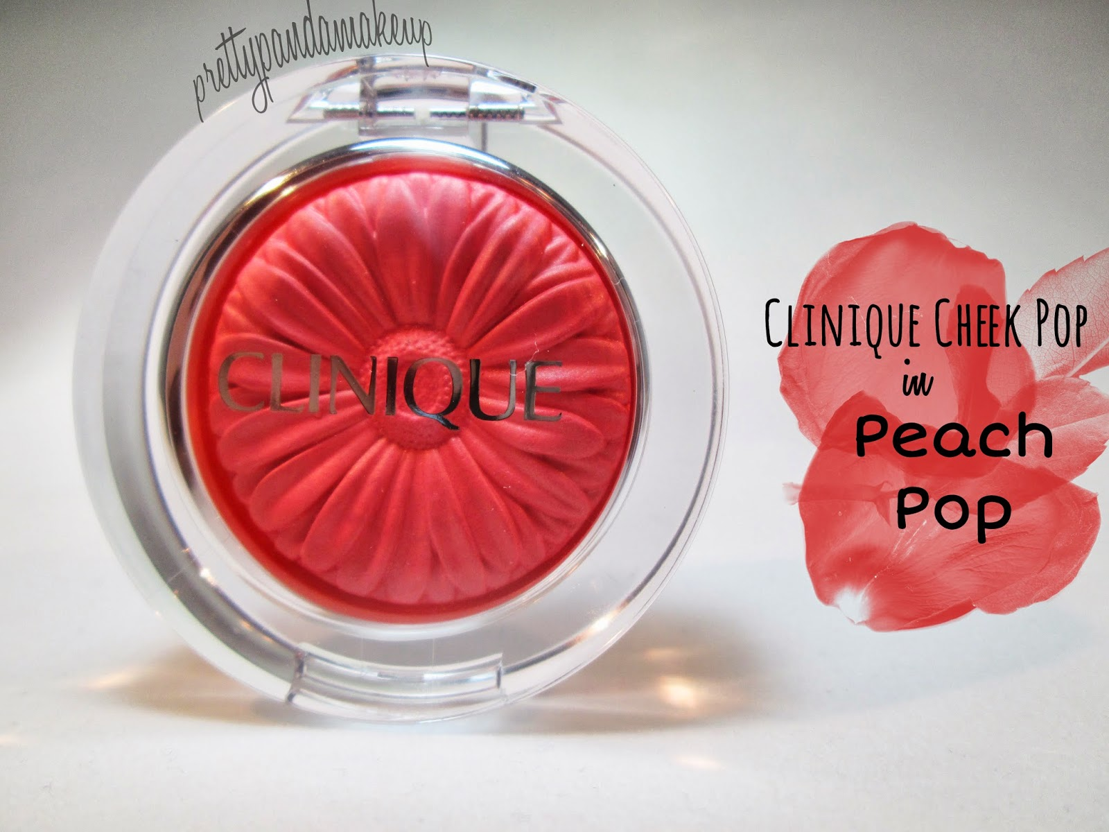 Clinique Cheek Pop in Peach Pop