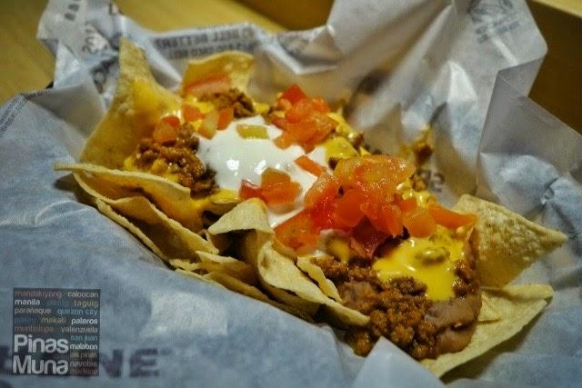 Taco Bell Gateway Mall Nachos