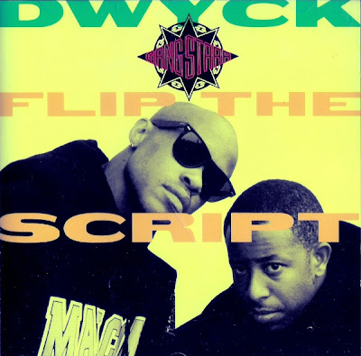 Gang Starr – DWYCK / Flip The Script (Promo CDS) (1992) (320 kbps)