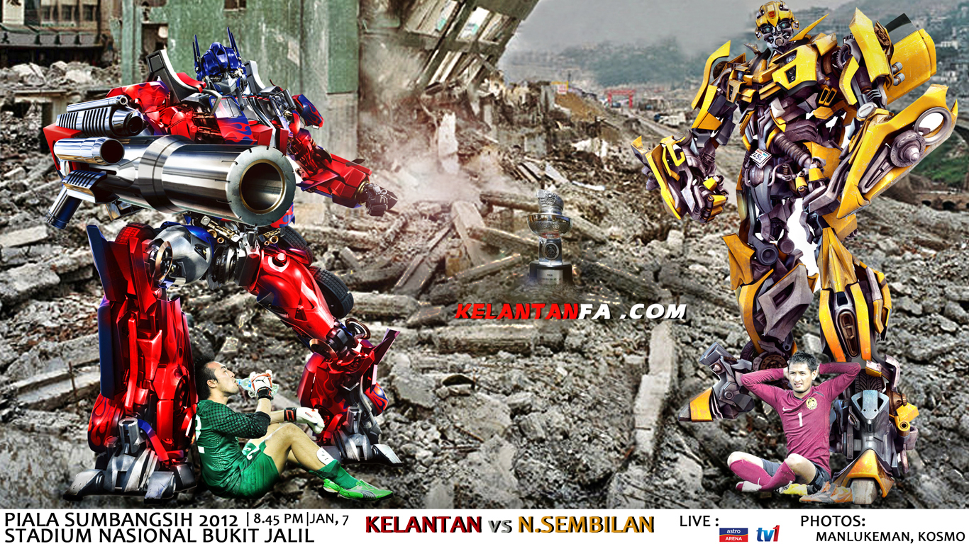 pertembungan dua kuasa besar bolasepak malaysia iaitu kelantan dan