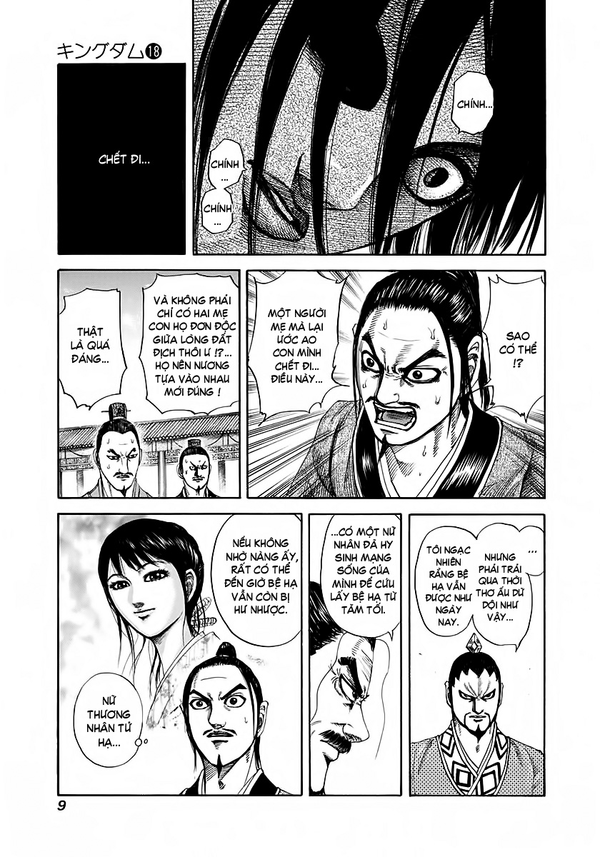 Kingdom - Vương Giả Thiên Hạ Chapter 185 page 10 - IZTruyenTranh.com