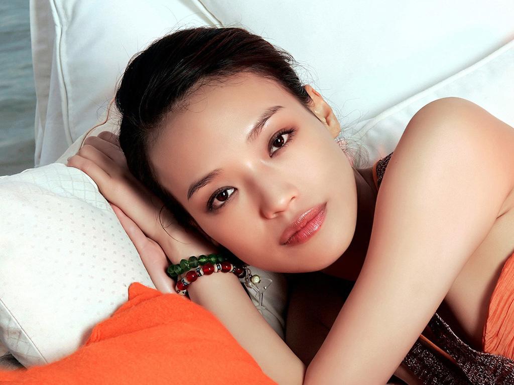 Shu Qi - A Angelina Jolie versão asiática