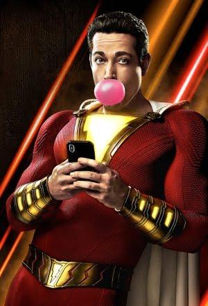 Shazam - vše o filmu