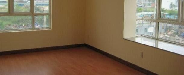 Phòng ngủ căn hộ Hoàng Anh An Tiến