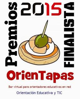 PREMIOS ORIENTATAPAS 2015
