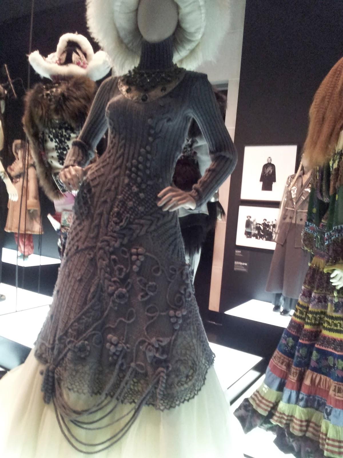 My View: Gaultier Exhibit