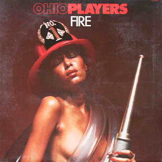 Ohio Players - Fire album cover