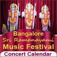 Bangalore Ramanavami Festival