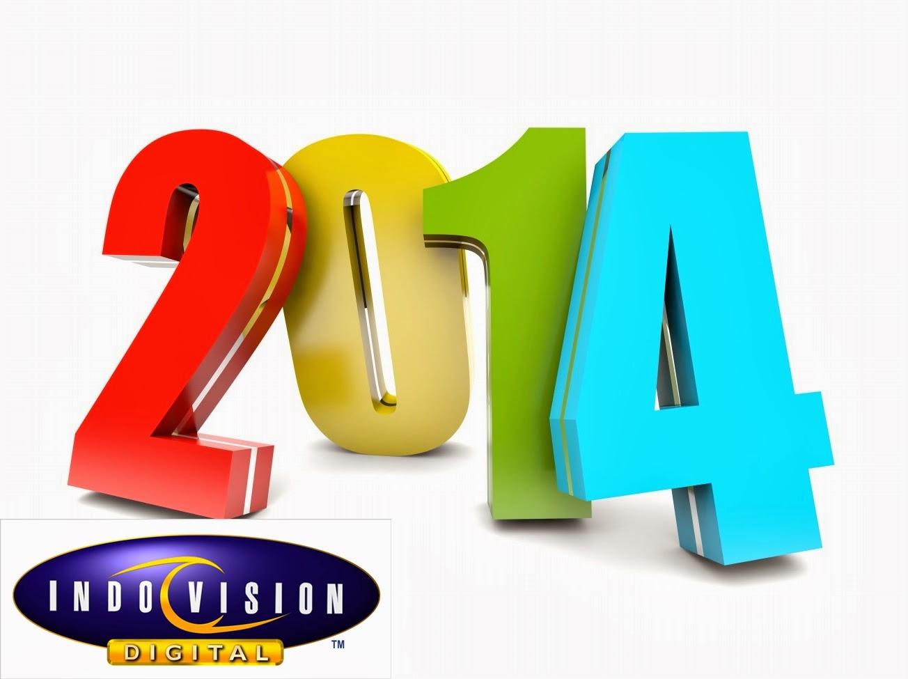 Harga paket Indovision TV 2014