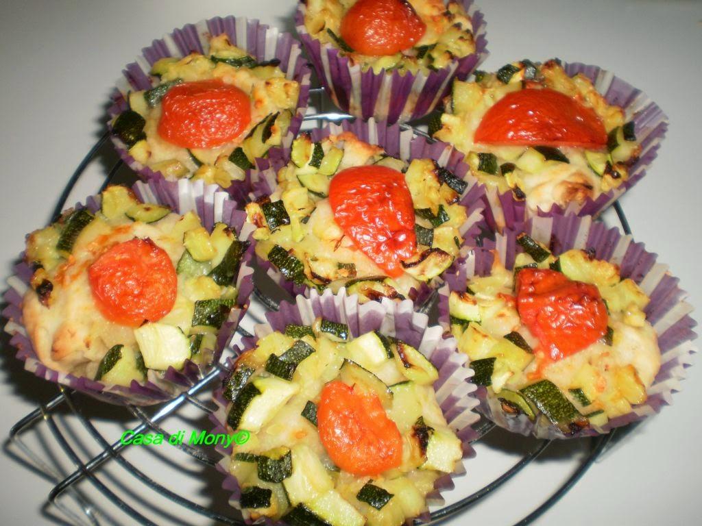 muffin salati vegani