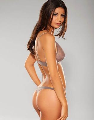 Johanna Lundback Bikini Photoshoot