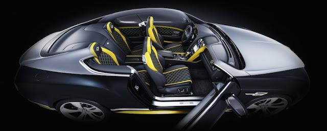 ベントレーから「ブライトリング ジェットチーム」仕様の限定車が登場!