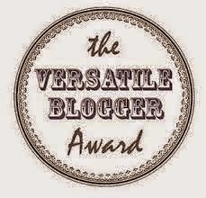 "Premio ""The Versatile Blogger Award"""