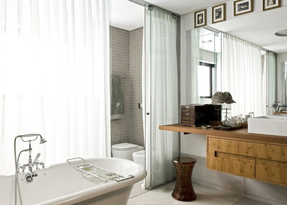 Diário da minha obra Porcelanato diagonal X reto e revestimento banheiro e c -> Banheiro Pequeno Oq Fazer