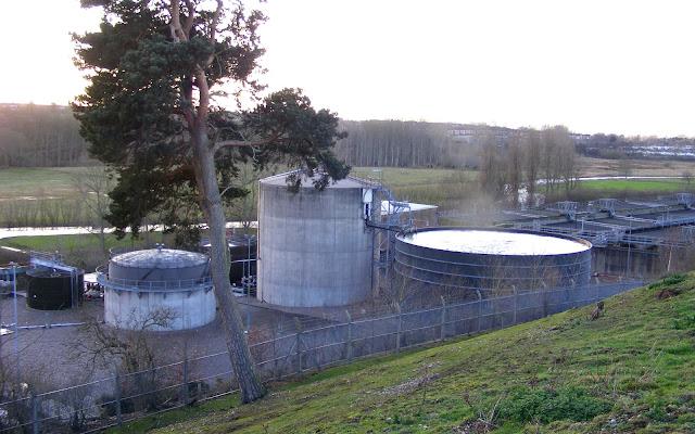 Brancote-Tixall Sewage Works