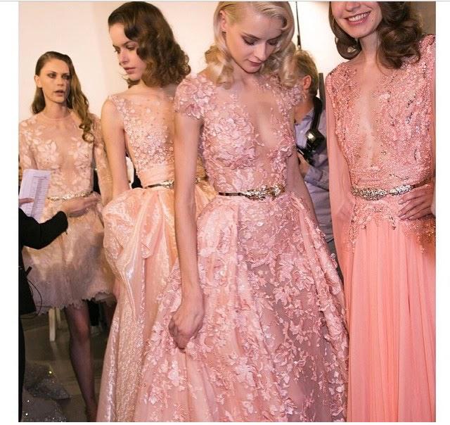 Zuhair Murad Spring Summer 2015 couture
