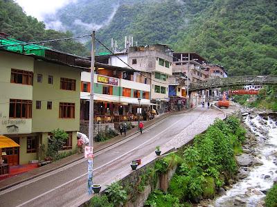 Aguas Calientes,  Machu Picchu, Perú, La vuelta al mundo de Asun y Ricardo, round the world, mundoporlibre.com