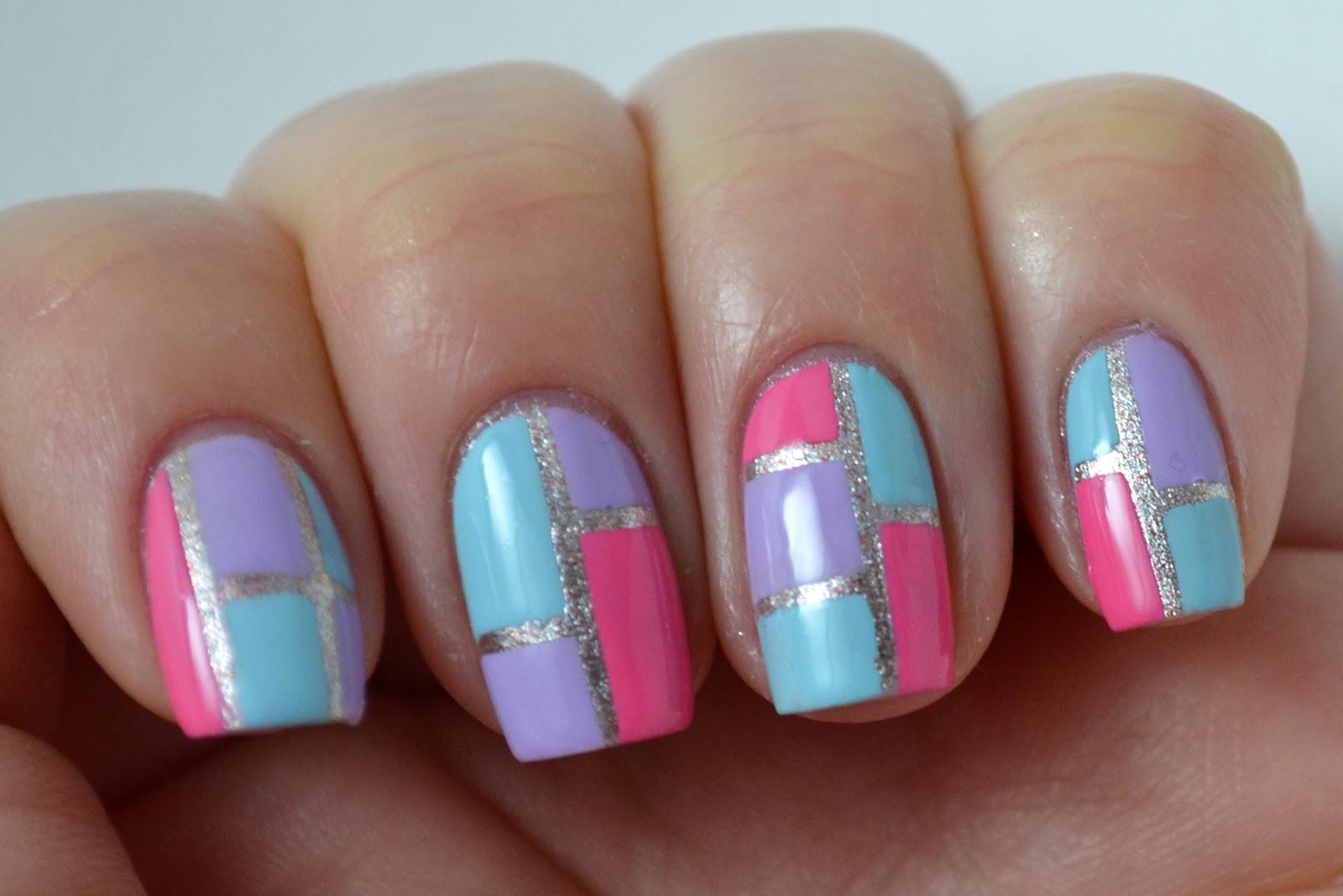 Glitter and Gloss Nails: Sally Hansen I Heart Nail Art Contest ...