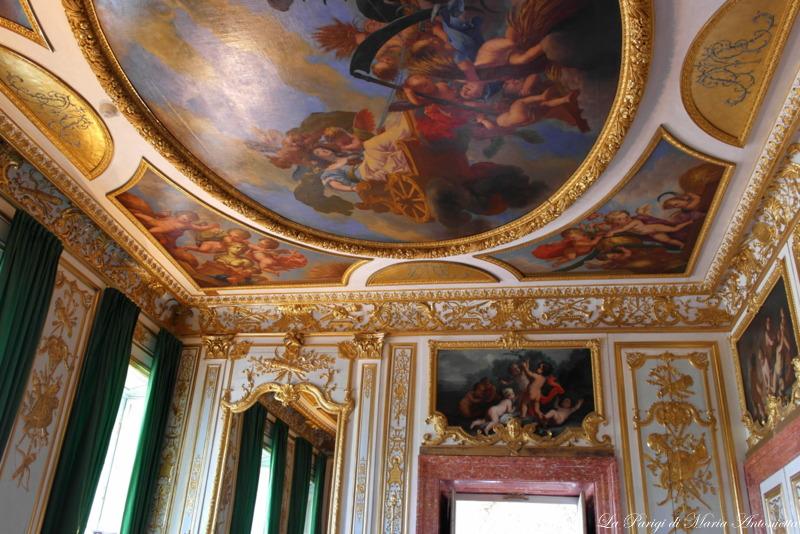 La parigi di maria antonietta amalienburg uno for Decorazione giardini stile 700