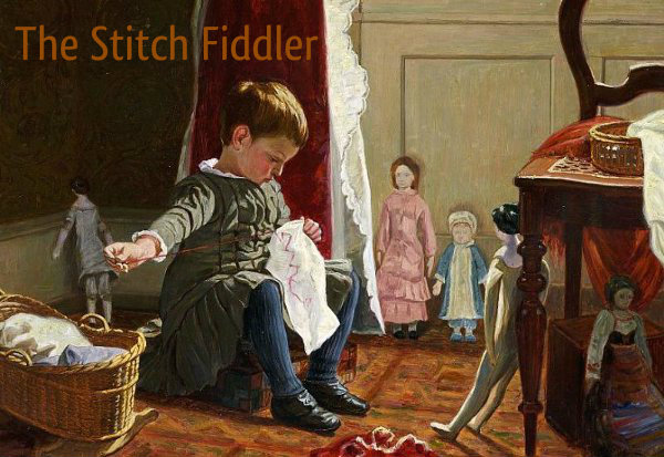 The Stitch Fiddler