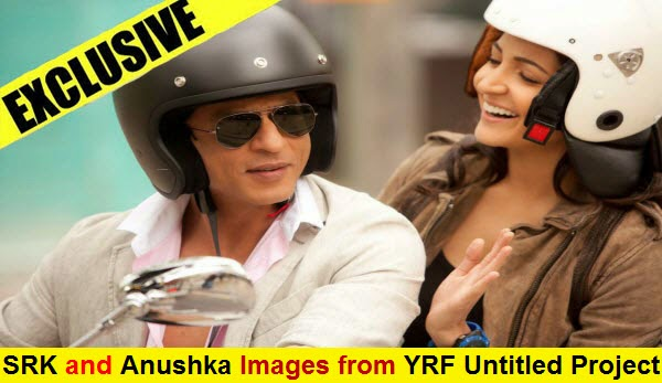 EXCLUSIVE New Pictures and Wallpapers: Beautiful Anushkha Sharma and Shahrukh Khan from Yash Raj Films Untitiled Project