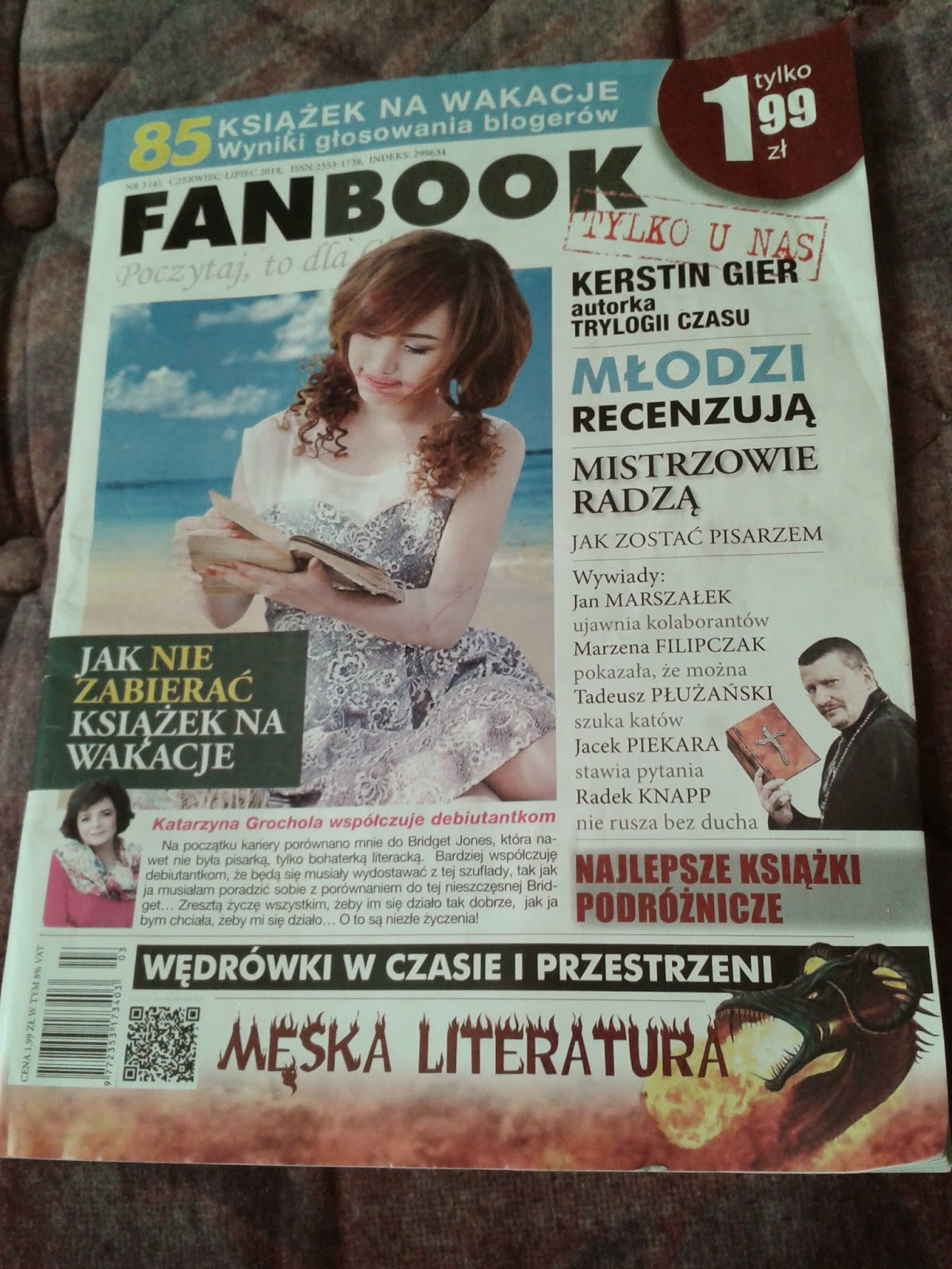 Fanbook nr 3(4), czerwiec-lipiec