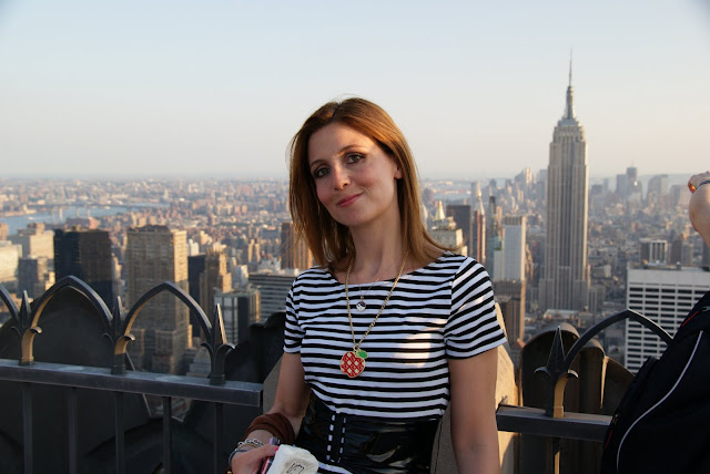 NY skyline, luna di miele NY, fashion and cookies