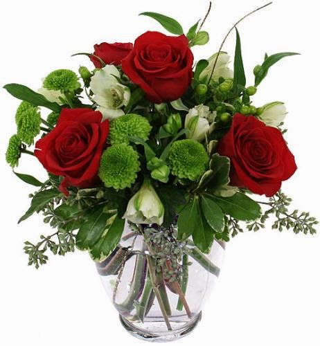 Top Rose Flowers delivery in Mexico and price
