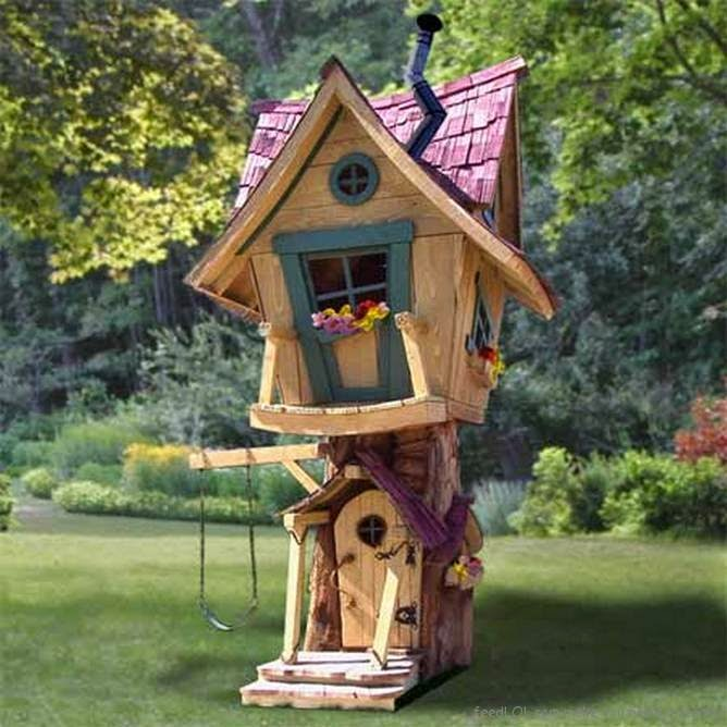 14 Creative Kids Treehouses For Your Summer Yard Hafacs