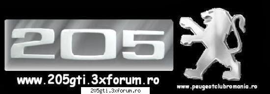 FORUM PEUGEOT 205gti