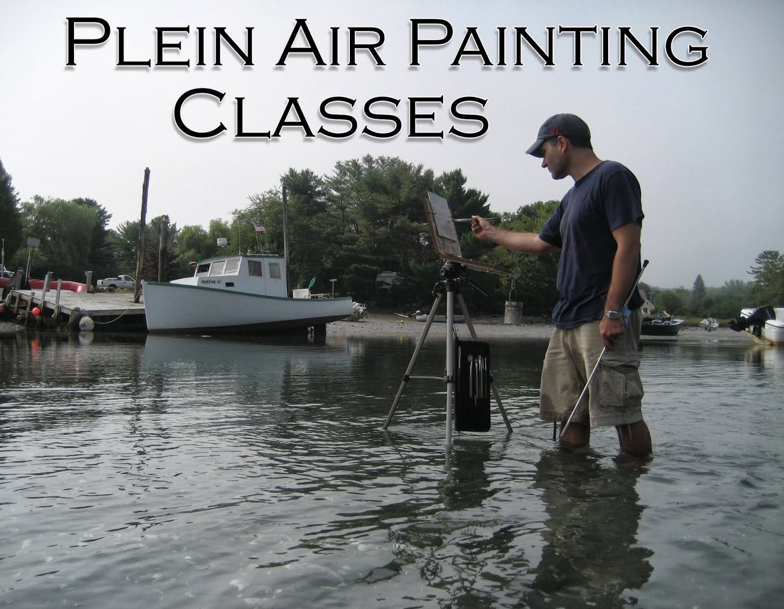PLEIN AIR PAINTING CLASSES