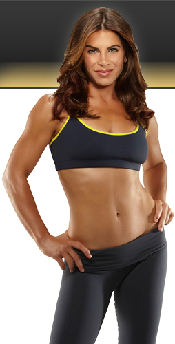 Jillian Michaels - Go Daddy girls