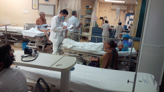 Resultado de imagen para fotos servicios en hospital general de zihuatanejo