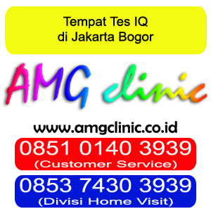 Tempat Tes IQ di Jakarta Bogor