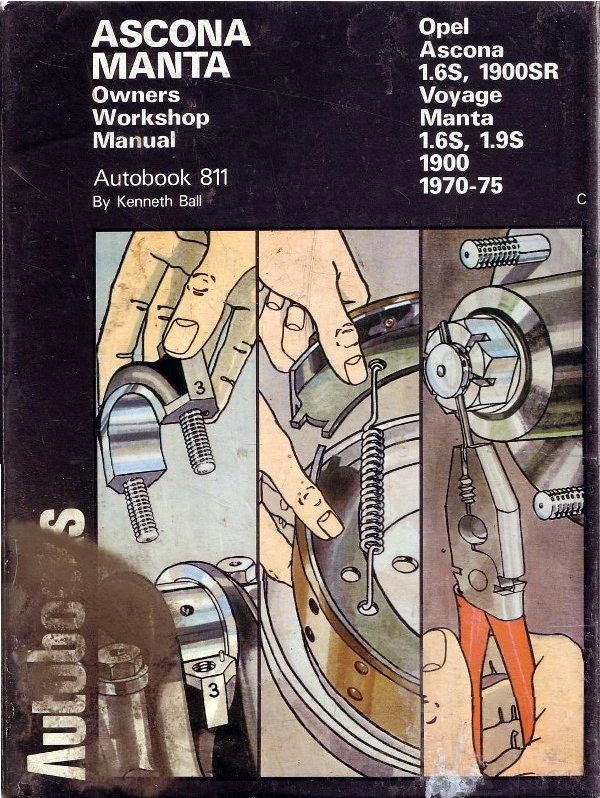 for sale opel manta a series autodata owners workshop manual rh markkinnon com Opel Speedster Opel Vectra