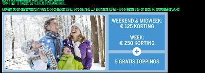 www.centerparcs.nl/om2331 wintervoordeel