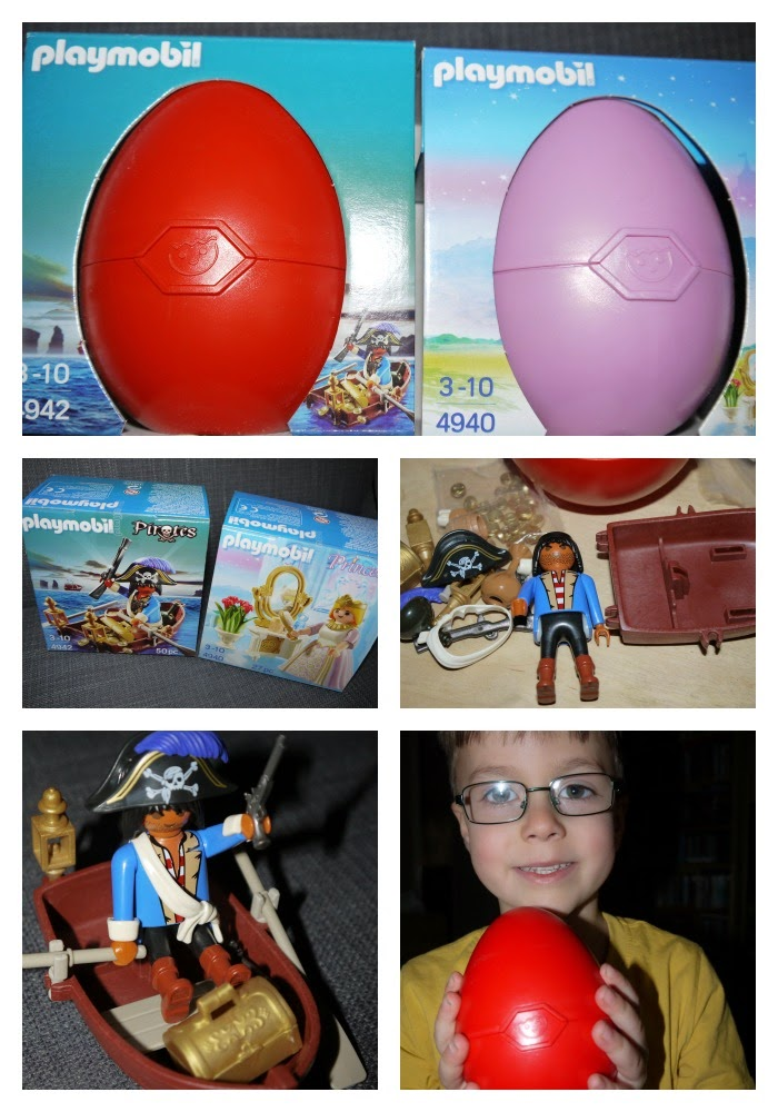 Easter, Playmobil