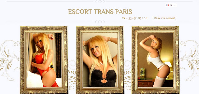 Escort Trans Paris