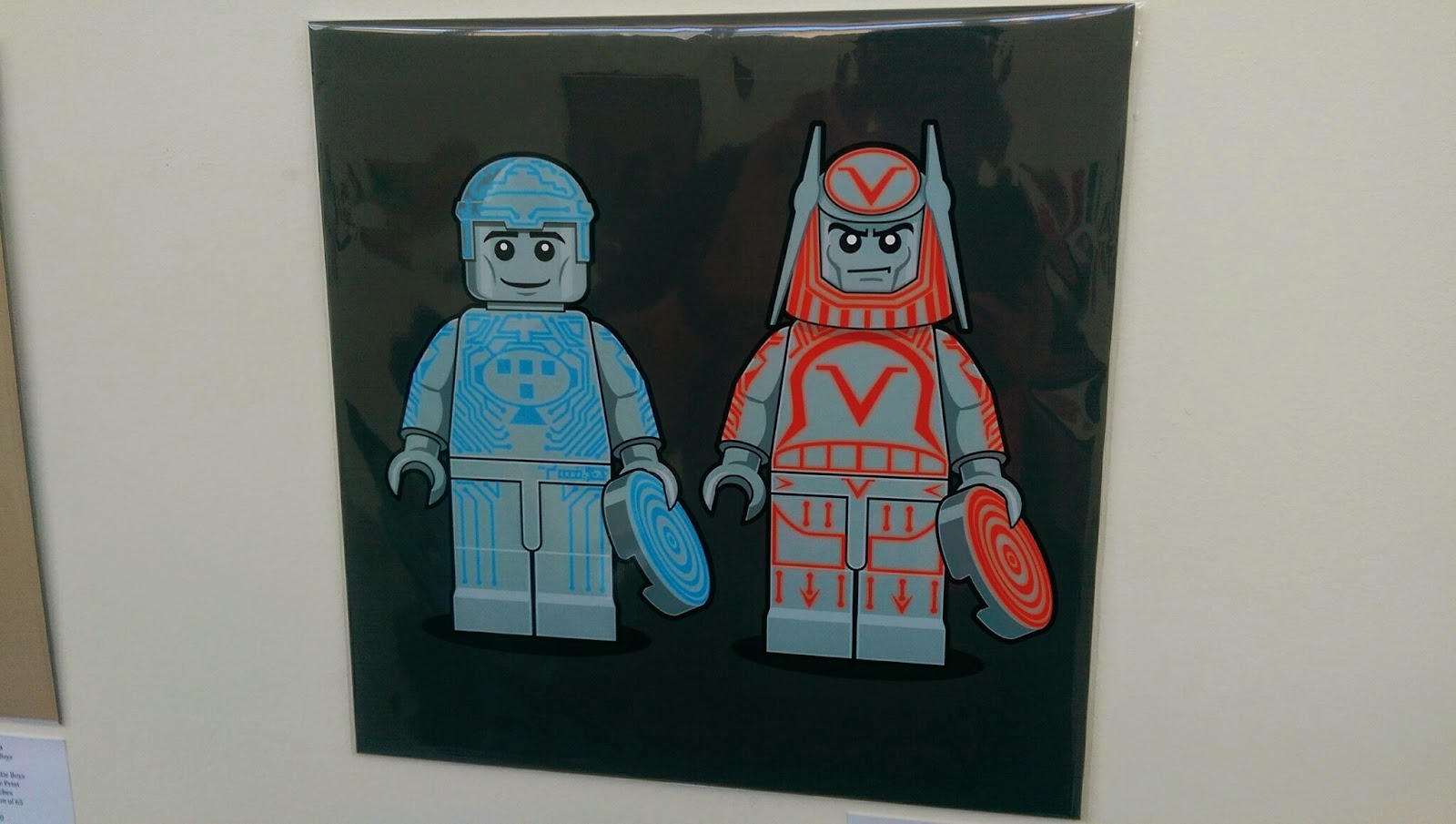 Hero Complex Gallery - LEGO Memories: Tron