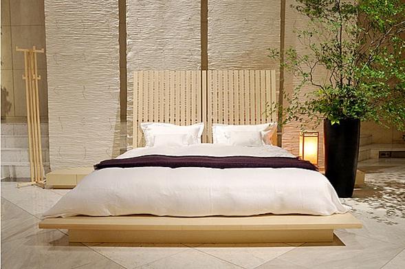 decora y disena camas al estilo japones