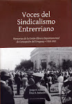 Voces del sindicalismo enterriano - Elisa Balsechi