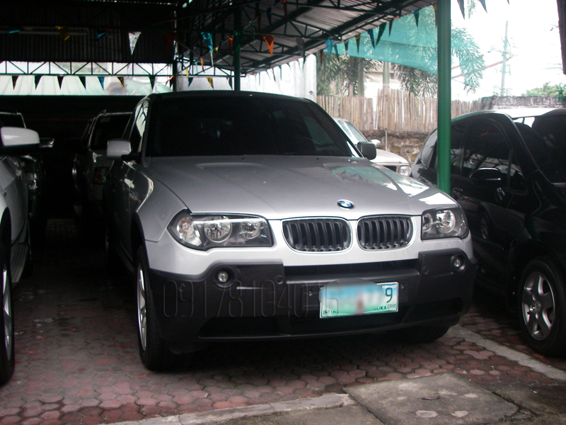 cars for sale in the philippines 2006 bmw x3 2 0d 4x4 m t. Black Bedroom Furniture Sets. Home Design Ideas