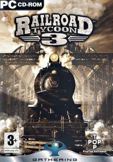 Railroad Tycoon 3 + Coast to Coast Expansion