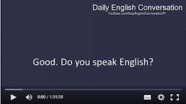 YOUR DAILY ENG CONVERSATION!