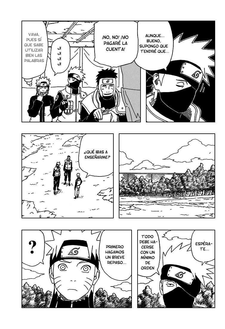 Naruto Shippuden Manga 321
