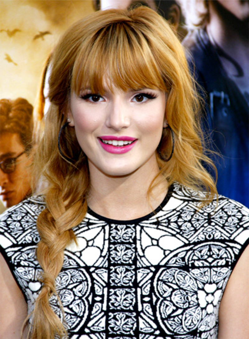 Braided Bangs Hairstyles 10 Amazing Hairstyles For All Lovely Girls Out There